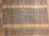 Twill variation in linen- medieval