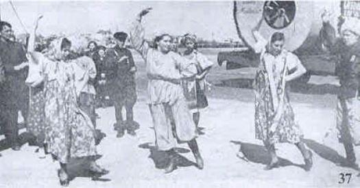 Dancing Protests