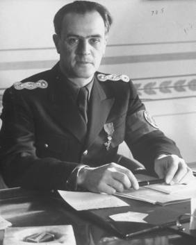 Ministrul de Externe Grigore Gafencu
