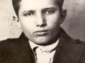 1933 - Nicolae Ceausescu la 15 ani detinut la Doftana Fototeca online a comunismului românesc 1-1933