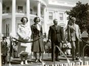 1978 - Nicolae Ceauşescu la Casa Albă alături de Jimmy Carter Fototeca online a comunismului românesc
