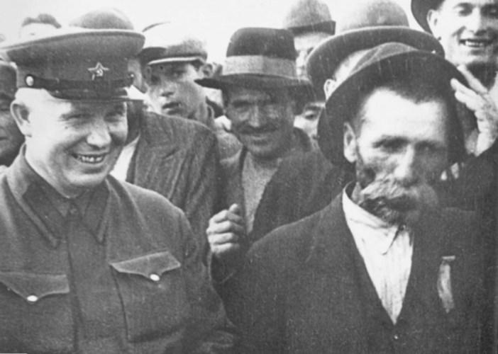Comisarul Nikita Hruşciov în Basarabia
