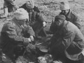 1942 soldaţi români în Kuban