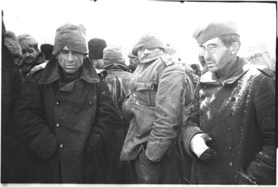 1943 prizonieri români la Stalingrad