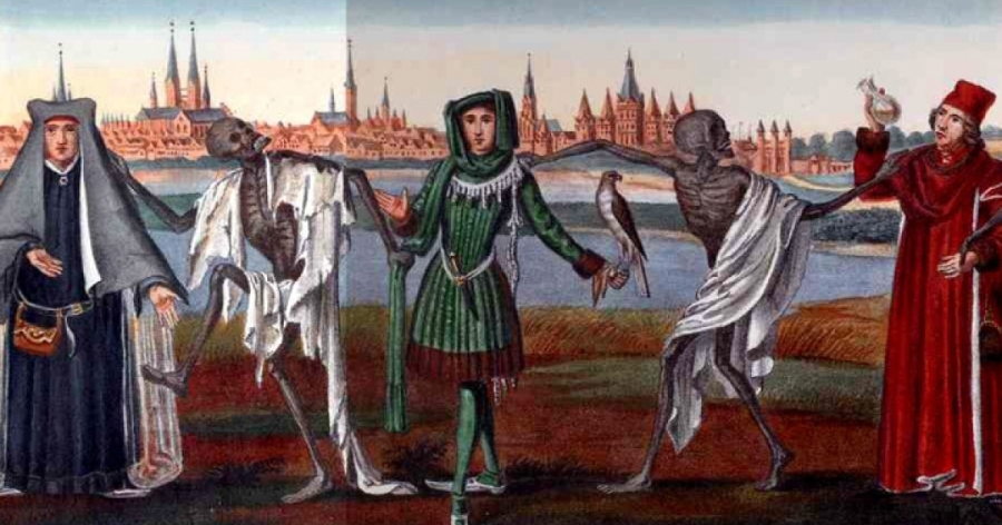 dansul mortii