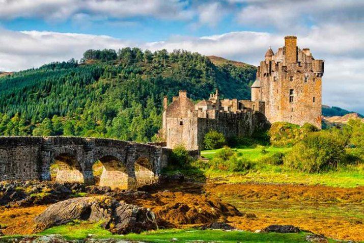 Best Castles to visit in the Highlands, Scotland - Historic European Castles