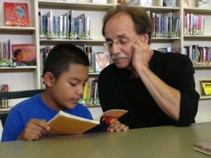 Reading Buddies volunteer program