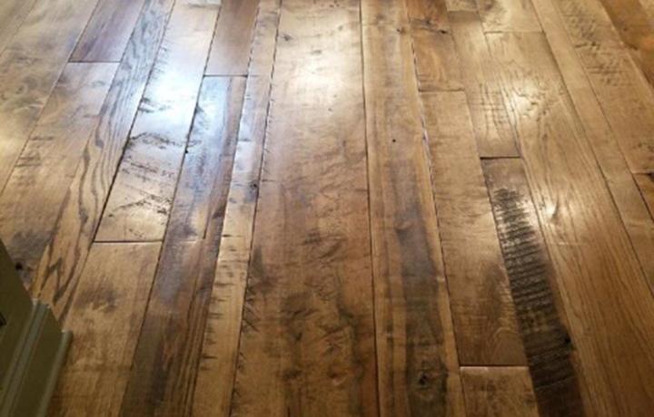 Granny's Store Flooring