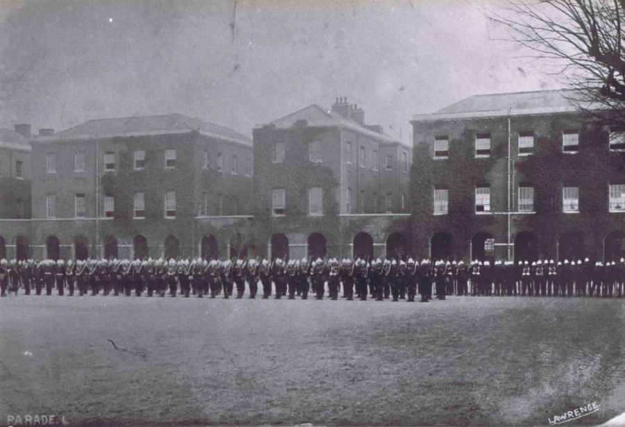 Royal Marine Light Infantry Forton Barracks