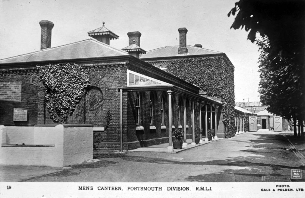 Forton Barracks Canteen