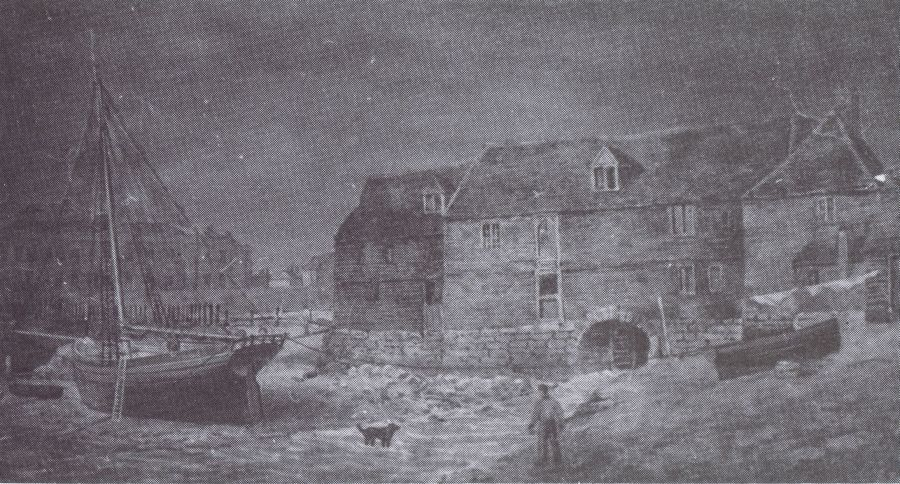The Corn Mill at Forton