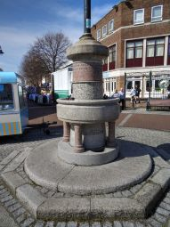 The Gambier Fountain in 2014