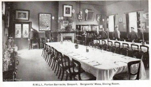 The Sergeants' Mess