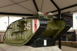 MarkIV Female Tank Ashford Kent (Peter Trimming)
