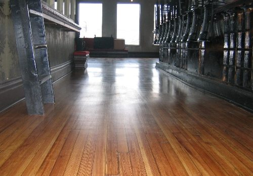 firehouse floor