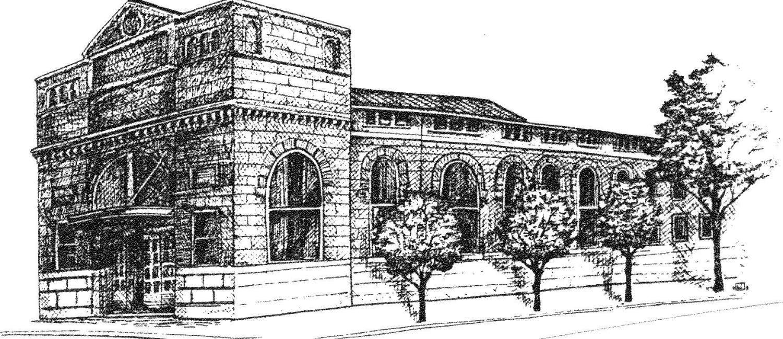 HHA building sketch