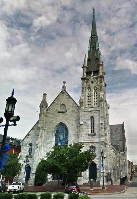 HHA Advocates for Historic Harrisburg Churches