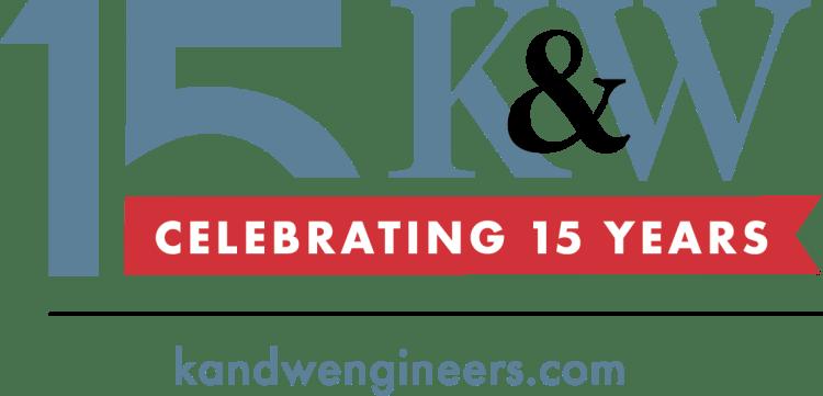 K&W Engineers logo