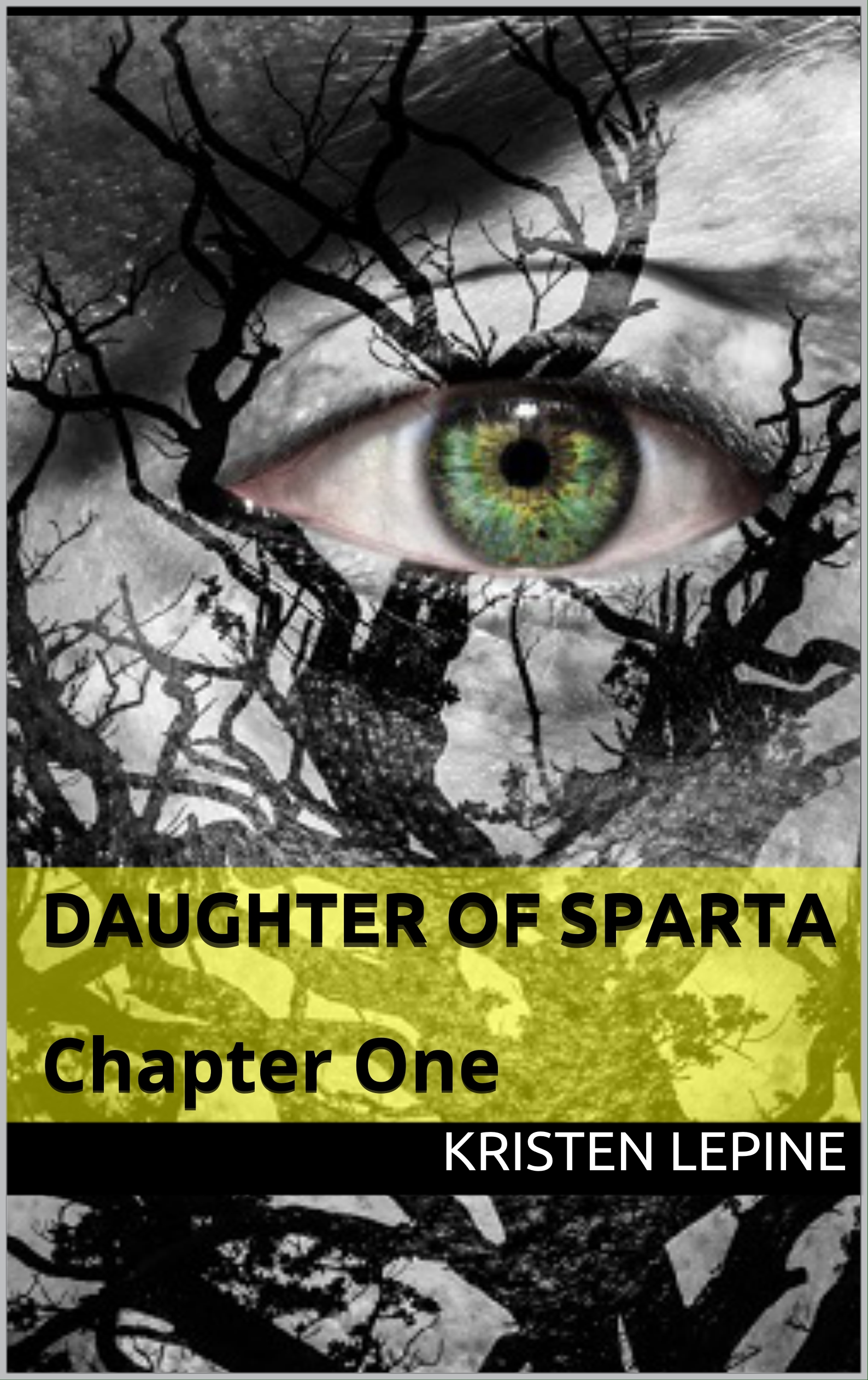 Daughter of Sparta: Chapter One
