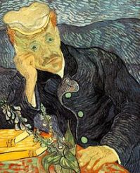 Portrait by Van Gogh