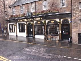 Grayfriars Bobby Pub