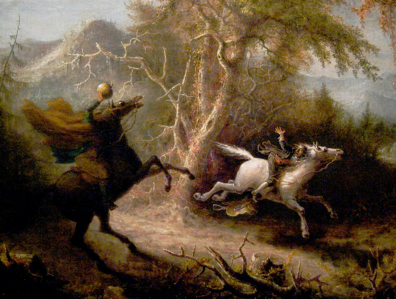 The Story Behind Sleepy Hollow