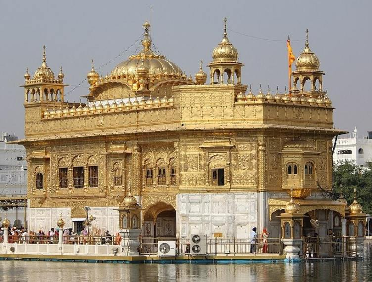 Golden Temple- Indian Monuments