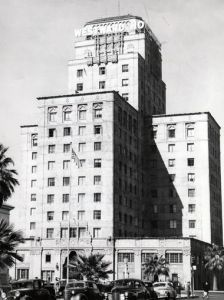 Westward Ho Hotel In Downtown Phoenix, 1930's