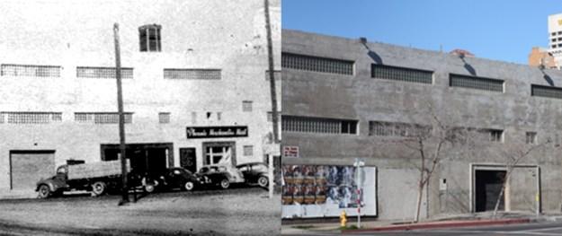 Merchandise Mart,historic,downtown,warehouse,district,phoenix,az,buildings
