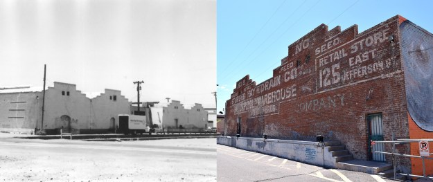 Phoenix Seed and Feed Warehouse,warehouse,district,phoenix,historic,az,buildings,downtown