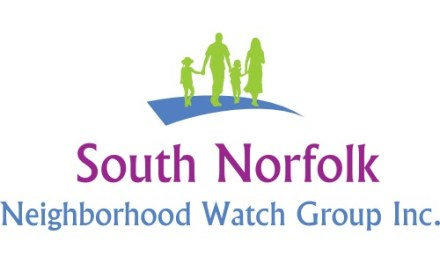 South Norfolk Neighborhood Watch meets at library, 3rd Monday of  each month
