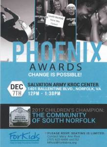 Phoenix Awards from ForKids