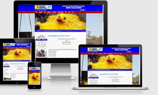 Hampton Roads Rubber Duck Race