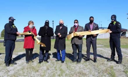Vital transportation link restored; more to come