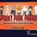 Historic South Park Halloween Event 2014