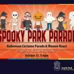 Historic South Park Halloween Event 2014