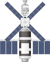 Skylab Space Station Information | Historic Spacecraft