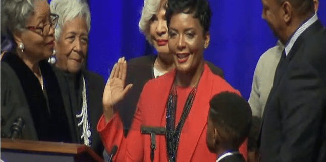 Publisher's Corner: Celebrating Black History:  Atlanta Native Mayor