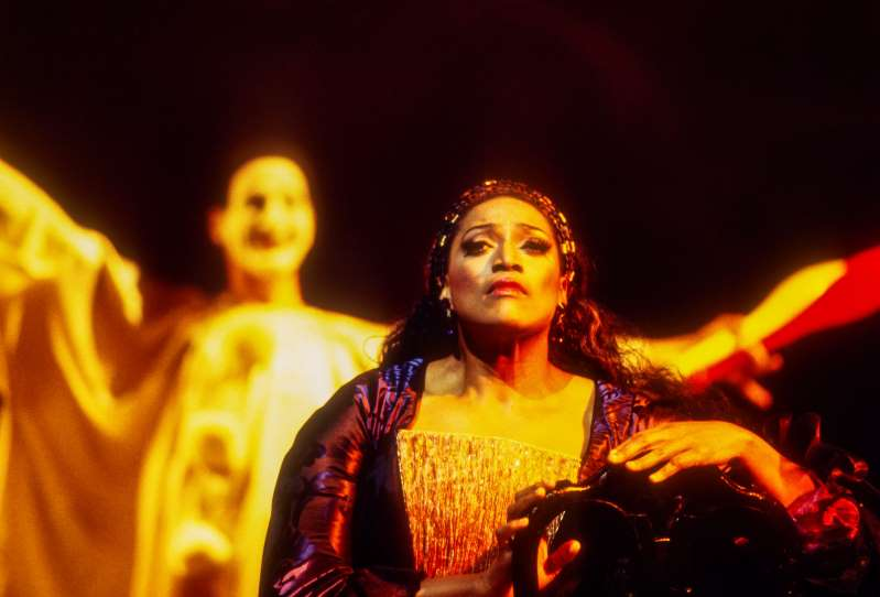 Opera legend Jessye Norman died Monday at age 74.