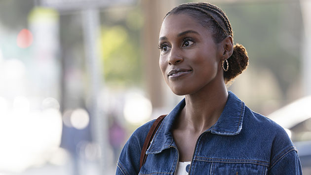 Black PR Wire Power Profiler on Issa Rae