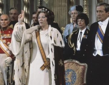 Inauguratie Beatrix, 1980. Foto: CC/Nationaal Archief NL