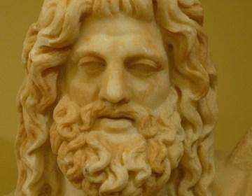 Buste van Zeus