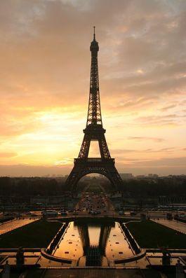 Eiffeltoren - Foto: CC/Tristan Nitot