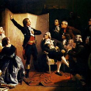 De Marseillaise, het volkslied van Frankrijk