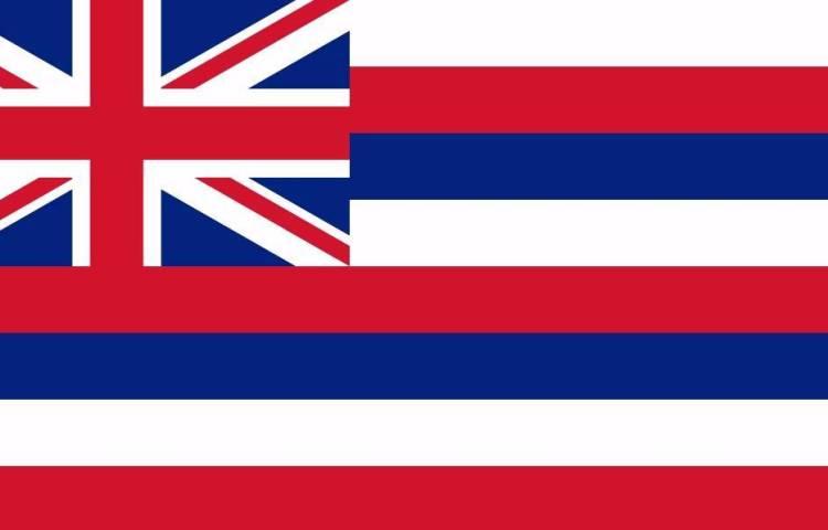 Vlag van Hawaii