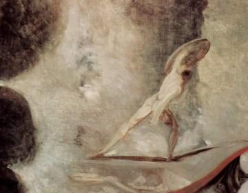 Odysseus bij Scylla en Charybdis - Johann Füssli
