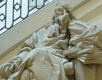 Standbeeld van Charles Montesquieu - cc