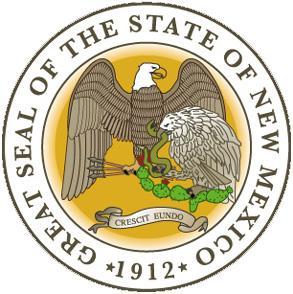 Zegel van New Mexico