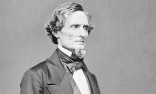 Jefferson Davis - President van de Geconfedereerde Staten