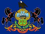 Wapen van de Amerikaanse staat Pennsylvania